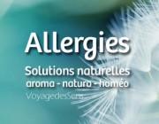 Allergie, rhume des foins les solutions naturelles