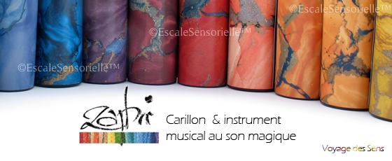 Carillon Zaphir - Escale Sensorielle