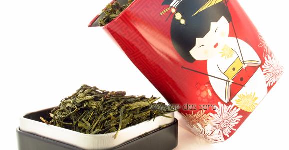 Thé vert sakura & ohanami's time