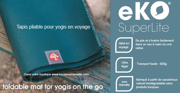 Manduka Yoga Tapis écologiques Voyage Des Sensvoyage Des Sens