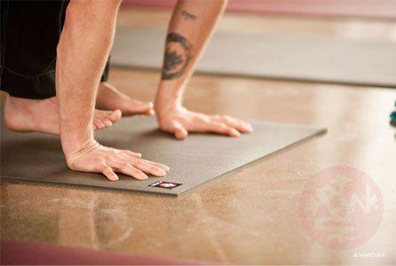 Tapis de yoga Eko Manduka France Escale Sensorielle