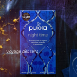 Night time tisane fairwild Pukka Herbs