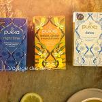Tisanes Bio fairtrade Pukka Herbs